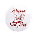 Alyssa On Fire 3.5