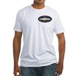 Fitted Brown Trout T-Shirt