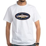 White Brown Trout T-Shirt