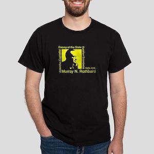 3-Rothbard Square2 T-Shirt
