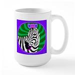 zebrasong Large Mug