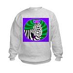 zebrasong Kids Sweatshirt