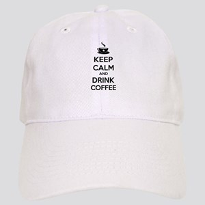 Keep calm and drink coffee Cap
