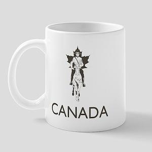 Retro Canada Mug