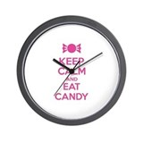 Candy Wall Clocks