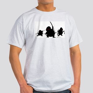 Ninja Hedgehogs Light T-Shirt