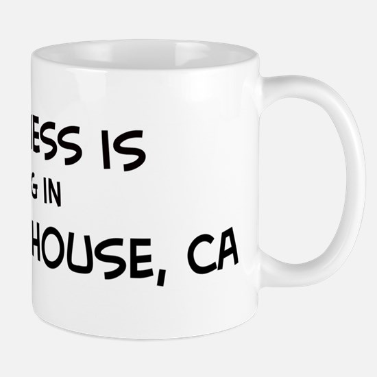 Mountain House - Happiness Mug