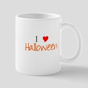 I Heart Halloween Mug