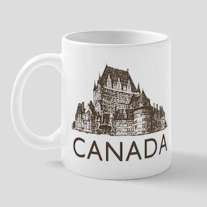 Frontenac Chateau Mug