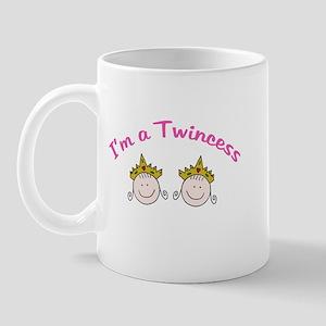 I'm a Twincess Mug