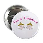 I'm a Twincess Button