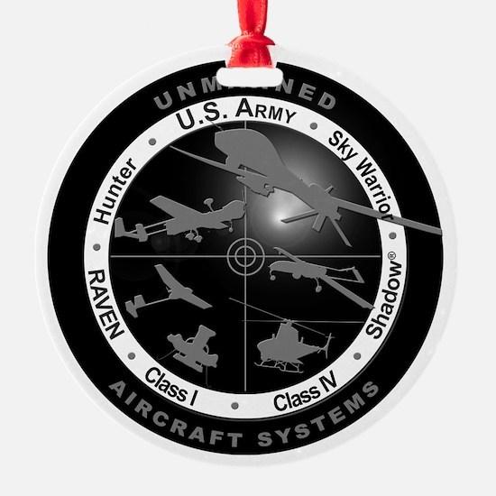 UAS Ornament (Round)