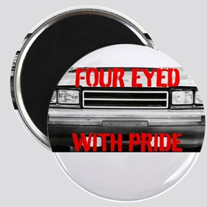 Four Eyed With Pride Magnet