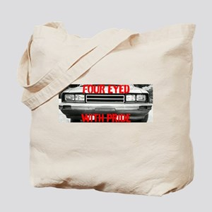 Four Eyed With Pride Tote Bag