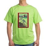 Potawatomi Bronco Green T-Shirt