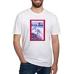 Potawatomi Bronco Fitted T-Shirt