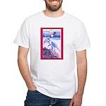 Potawatomi Bronco White T-Shirt