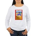 Potawatomi Pony Women's Long Sleeve T-Shirt