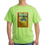Potawatomi Pony Green T-Shirt