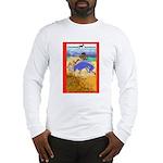 Potawatomi Pony Long Sleeve T-Shirt