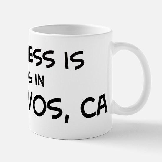 Los Olivos - Happiness Mug