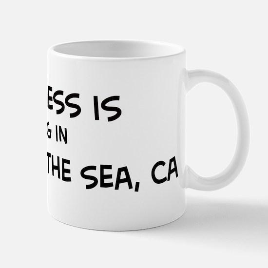 Carmel by the Sea - Happiness Mug