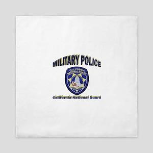 California National Guard MP Queen Duvet