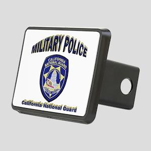 California National Guard MP Rectangular Hitch Cov