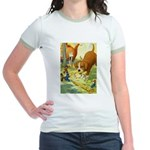 Teenie Weenies Jr. Ringer T-Shirt