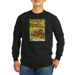 Teenie Weenies Long Sleeve Dark T-Shirt