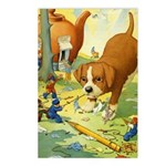 Teenie Weenies Postcards (Package of 8)