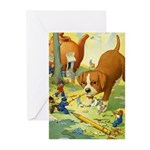 Teenie Weenies Greeting Cards (Pk of 10)