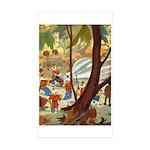 Teenie Weenies Sticker (Rectangle 50 pk)