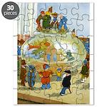 Teenie Weenies Puzzle