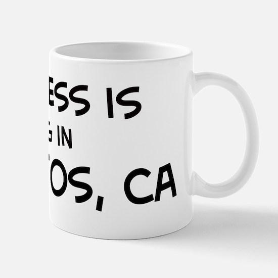 Los Altos - Happiness Mug