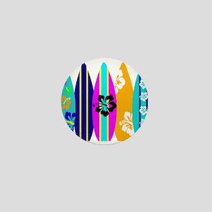 Surfboards Mini Button