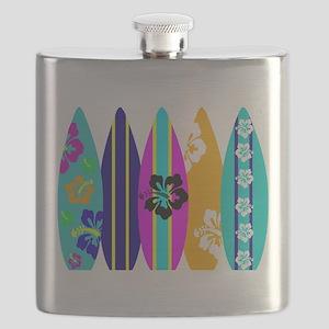 Surfboards Flask