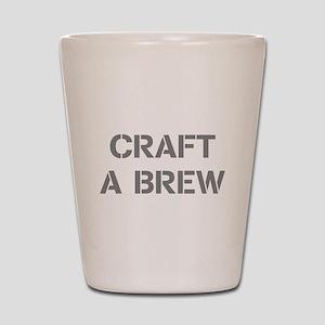 Craft A Brew Shot Glass