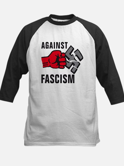 Gegen Nazis 01-2011 F 3c.png Kids Baseball Jersey