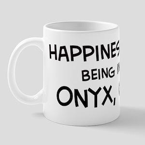 Onyx - Happiness Mug