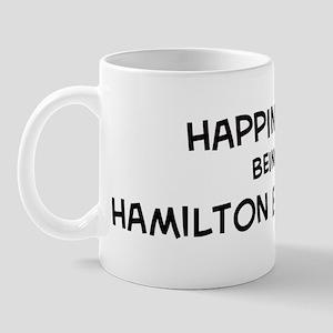 Hamilton Branch - Happiness Mug