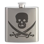 Pirate Fencer Flask
