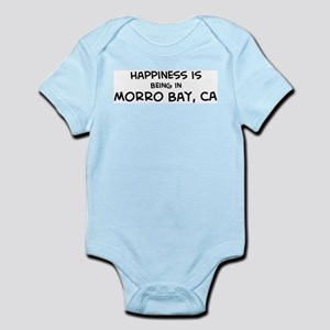 Morro Bay - Happiness Infant Creeper