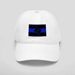 Thin Blue Line - Texas Cap