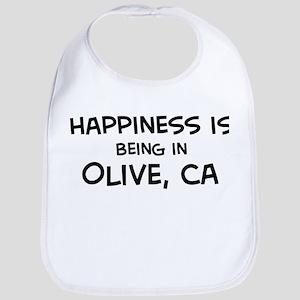 Olive - Happiness Bib
