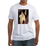 Elegance Fitted T-Shirt