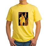 Elegance Yellow T-Shirt