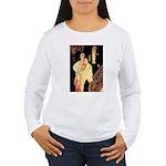 Elegance Women's Long Sleeve T-Shirt