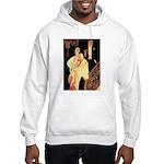 Elegance Hooded Sweatshirt