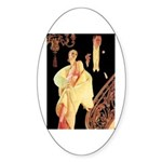 Elegance Sticker (Oval)